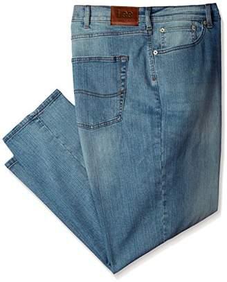 Lee Men's Big Tall Modern Series Athletic Fit Jean