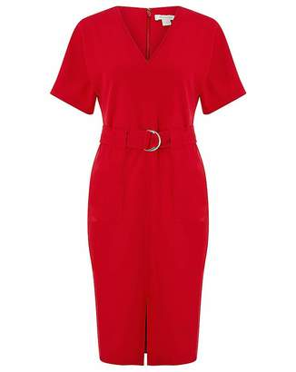 Monsoon Cassie Crepe Dress