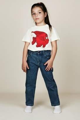 Mini Rodini Fish T-Shirt
