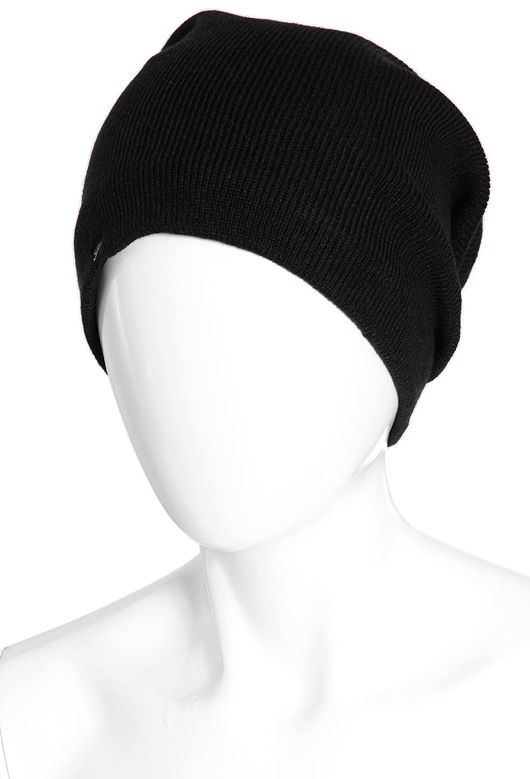 Plush Barca Slouchy Hat with Fleece Lining