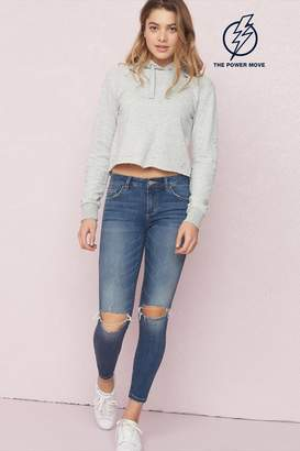 Garage Power Move High Waist Ankle Jegging