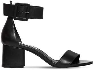 Steve Madden 55mm Indigo Leather Sandals