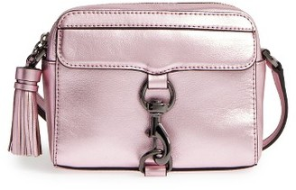 Rebecca Minkoff Mab Camera Bag - Pink $175 thestylecure.com