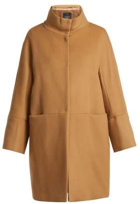 Max Mara Danza Coat - Womens - Camel