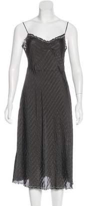 Philosophy di Alberta Ferretti Embellished Midi Dress