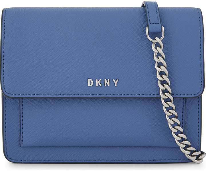 DKNY Dkny Bryant Park leather mini cross-body