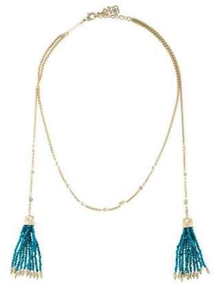 Kendra Scott Misha Tassel Necklace