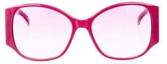 Marc Jacobs Gradient Oversize Sunglasses