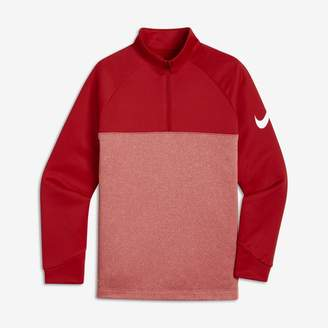 Nike Therma Older Kids'(Boys') Golf Top