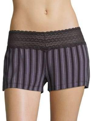 Saks Fifth Avenue Lori Stripe Boxer Shorts