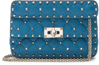 Valentino Small Rockstud Spike Shoulder Bag