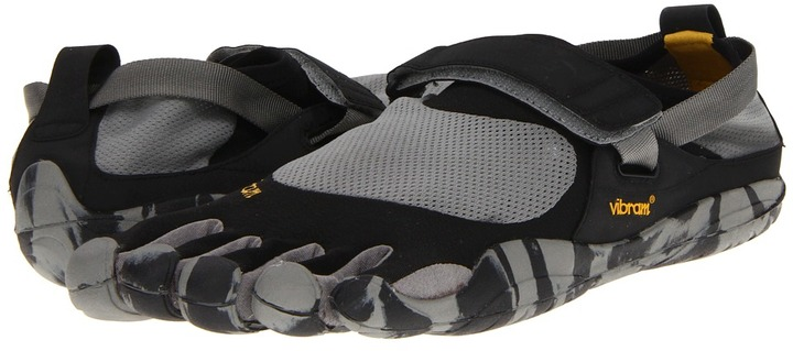 Vibram FiveFingers KSO (Black/Grey/Camo) - Footwear