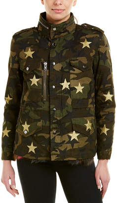 Jocelyn Camouflage Star Jacket
