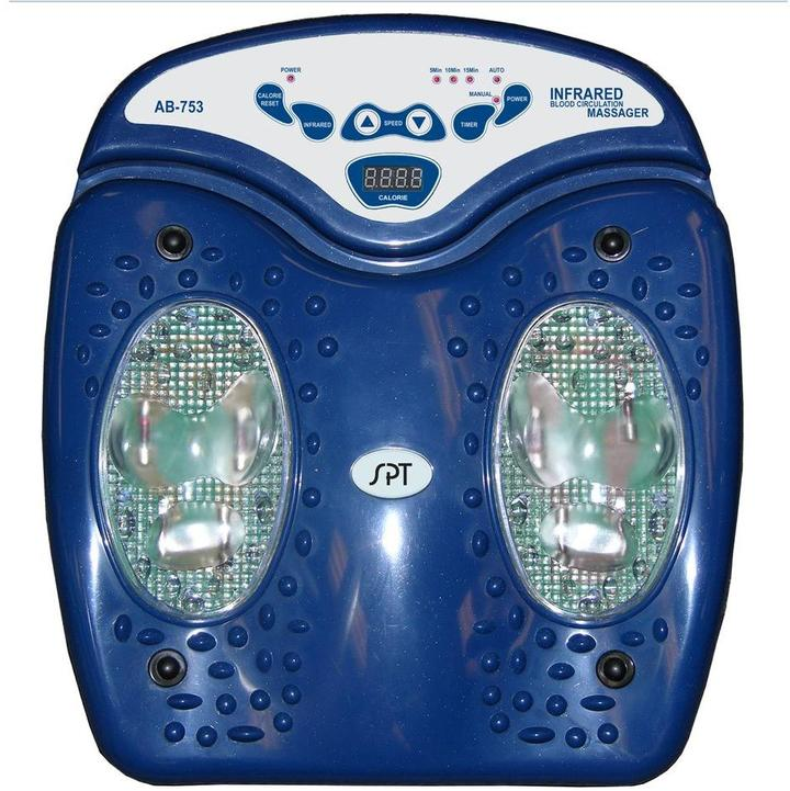 SPT 8-Speed Infrared Blood Circulation Massager