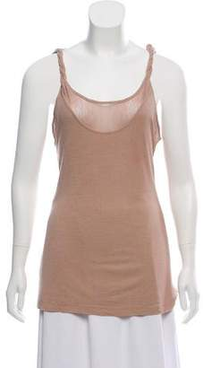 Robert Rodriguez Double-Layer Tank Top