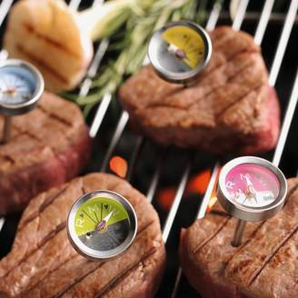 Rosle Steak and Meat Thermometers, Set of 4