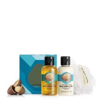 The Body Shop Wild Argan Oil Gift Cube