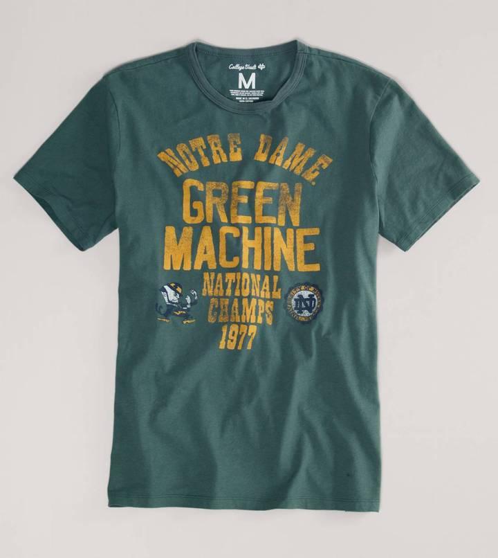 Vintage Notre Dame T Shirts 2