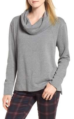 Caslon Cowl Neck Sweatshirt