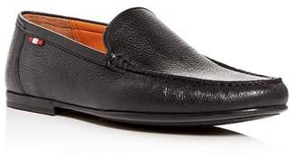 f2f87841921 Bally Men s Craxon Leather Moc-Toe Loafers