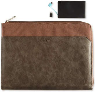 Dopp Portfolio Clutch with Power Bank