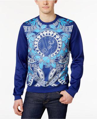 Versace Men's Graphic Design Sweatshirt $195 thestylecure.com