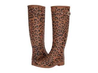 Hunter Refined Hybrid Print Rain Boots