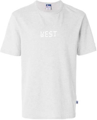 Champion West printed T-shirt
