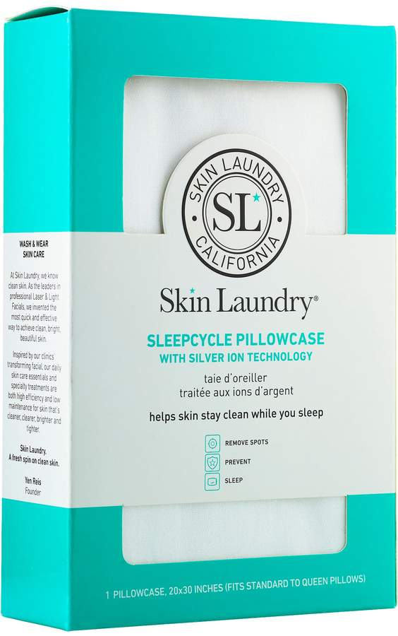Skin Laundry - Sleepcycle Pillowcase with Silver Ion Technology
