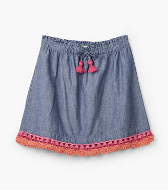 Hatley Chambray Skirt