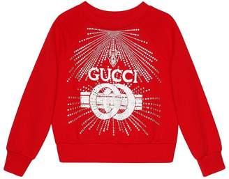 Gucci Kids Children's print sweatshirt