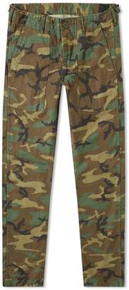 orSlow Slim Fit US Army Fatigue Pant