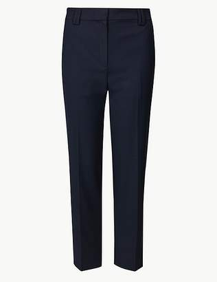 Marks and Spencer PETITE Straight Leg Trousers