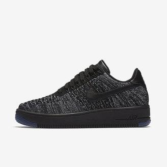 Nike Air Force 1 Flyknit Low Women's Shoe $140 thestylecure.com