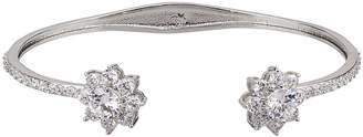 Nina Small Flower Cuff Bracelet