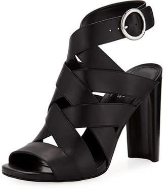 MICHAEL Michael Kors Alana Woven Strappy Sandal