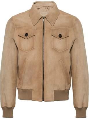 Prada boxy-fit jacket