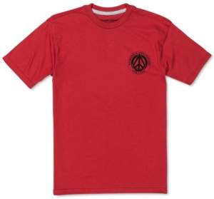 Volcom Big Boys Future-Print Cotton T-Shirt