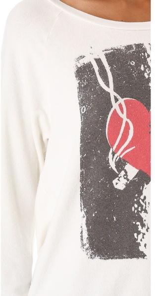 Sol Angeles Cig Pullover