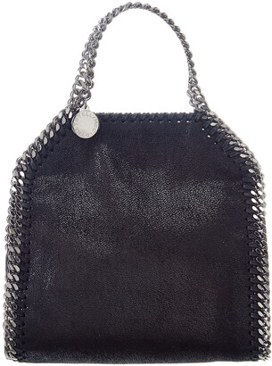 Stella McCartney Falabella Tiny Shaggy Deer Tote