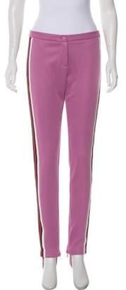 Gucci 2017 Mid-Rise Stirrup Leggings Pink 2017 Mid-Rise Stirrup Leggings