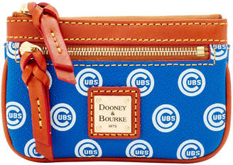 Dooney & Bourke MLB Cubs Small Coin Case