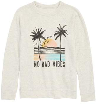 Billabong This Time Graphic Sweatshirt
