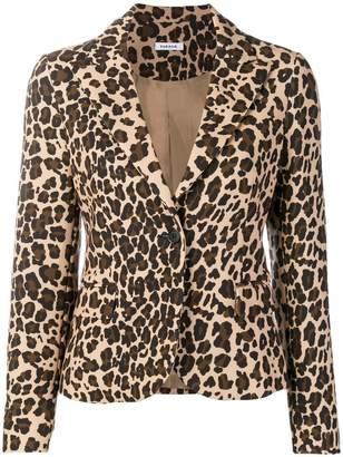 P.A.R.O.S.H. leopard print blazer