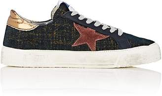Golden Goose Women's May Velvet Sneakers