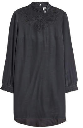 Paul & Joe Silk Dress with Lace