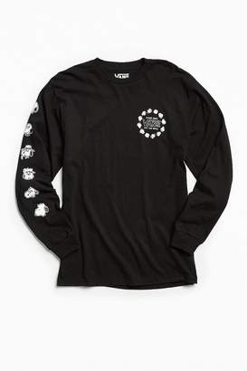 Vans X Peanuts Snoopy Brothers Long Sleeve Tee
