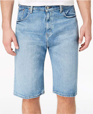 Levi's Men's Big & Tall 569 Loose Fit Denim Shorts