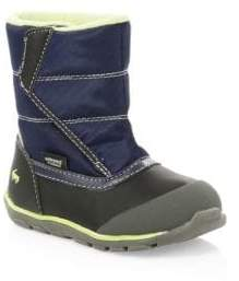 See Kai Run Baby's, Toddler's & Boy's Mid-Height Boots
