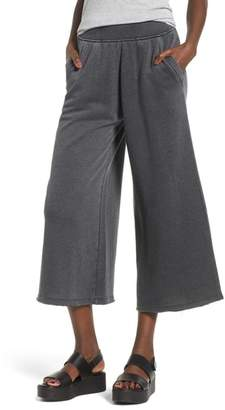 BP Wide Leg Crop Sweatpants